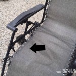 DIY:  Re-String Your Lawn Chairs